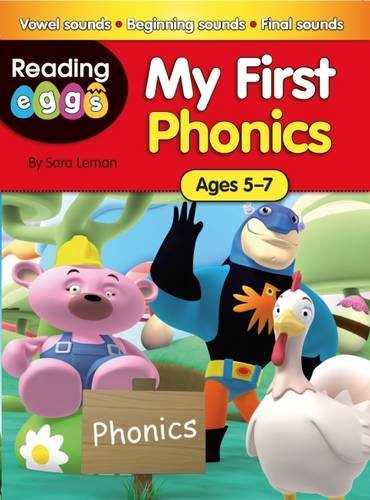 My First Phonics (Reading Eggs)