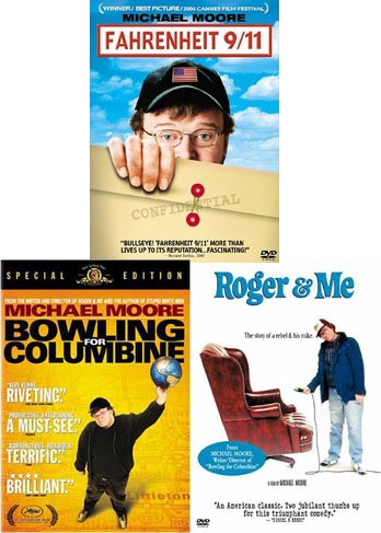 Fahrenheit 9/11/ Bowling For Columbine / Roger And Me (3 Pack)