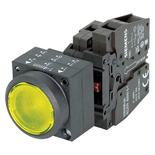 siemens-3sb32510aa31-22mm-led-1no-1nc-illuminated-push-button-with-maintained-momentary-action-yello