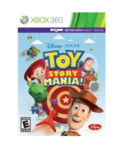 Toy Story Mania(Kinect Compatible)
