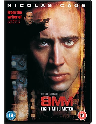 8mm [DVD] [1999] by Nicolas Cage