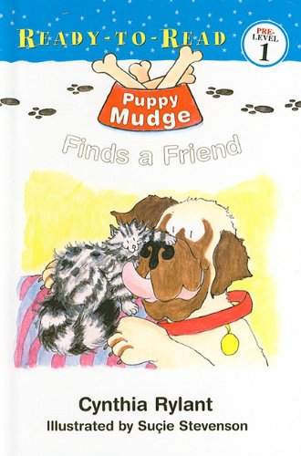 Puppy Mudge Finds a Friend (Puppy Mudge (Pb))