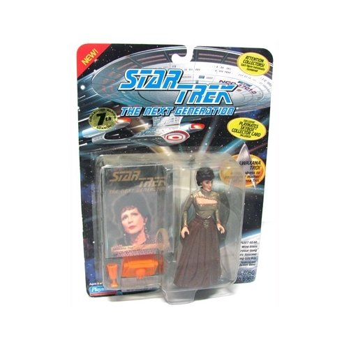 Star Trek Next Generation Action Figure - Lwaxana Troi - 1