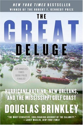 Cover:  The Great Delugei: Hurricane Katrina ...