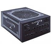 オウルテック 【80PLUS PLATINUM取得】 ハイブリッド・サイレントファンコントロール静音重視/冷却重視モード切替可能〈ケーブル着脱式〉860W電源ユニット SeaSonic SS-860XP