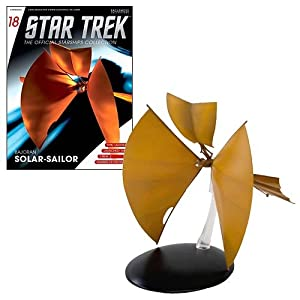 Star Trek Starships Figurine Collection Magazine #18 Bajoran Light Ship