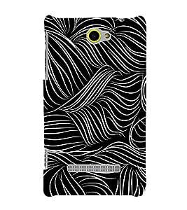 EPICCASE Abstact Pattern Mobile Back Case Cover For HTC One M10 (Designer Case)