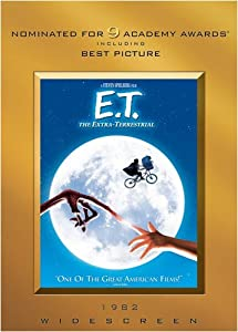 Movie Cash - E.T. the Extra Terrestrial (Widescreen)