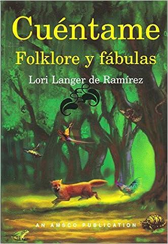 Cuentame Folklore y Fabulas (Spanish Edition)