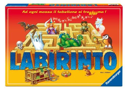 Ravensburger Italy 26447 - Labirinto Magico