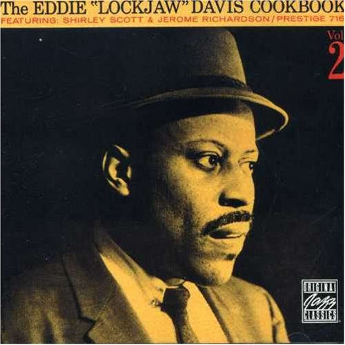 Eddie Lockjaw Davis-The Eddie Lockjaw Davis Cookbook Vol. 2-Remastered-CD-FLAC-1991-FORSAKEN Download