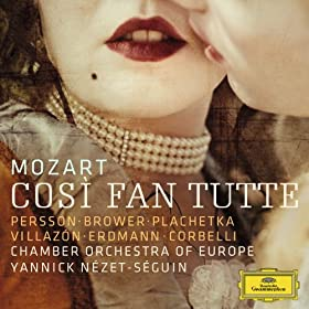 Mozart: Cos� fan tutte [+digital booklet]