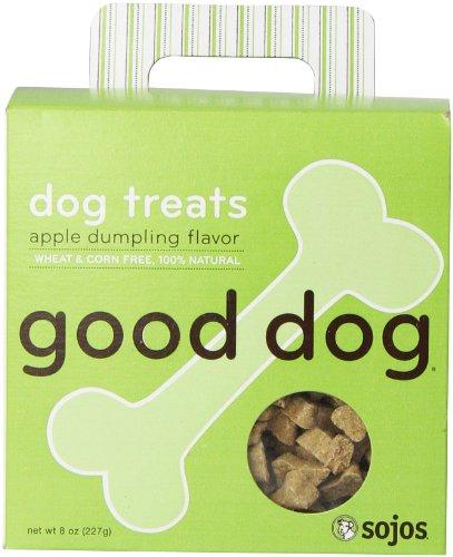 Good Dog Treats, Apple Dumpling