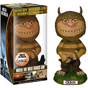 Where the Wild Things Are Carol Wacky Wobbler