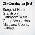 Surge of Hate Graffiti on Bathroom Walls, Other Areas, Has Maryland County Rattled | Donna St. George