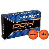 Dunlop Unisex DDH Ti 15 Pack Golf Balls Orange One Size