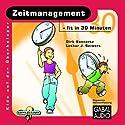 Zeitmanagement - fit in 30 Minuten Hörbuch von Dirk Konnertz, Lothar J. Seiwert Gesprochen von: Charles Rettinghaus
