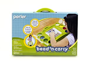 Perler Fused Beads Kit, Bead 'N Carry