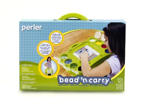 Perler Fused Beads Kit, Bead 'N Carry