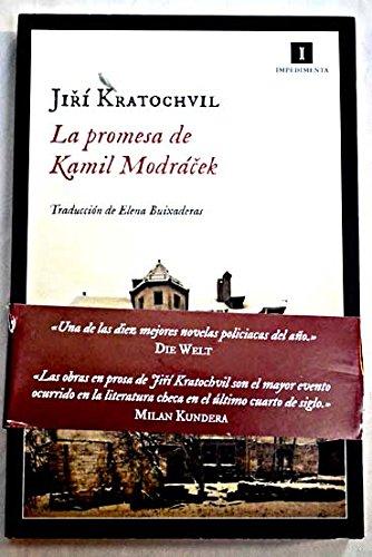 La Promesa De Kamil Modrácek descarga pdf epub mobi fb2