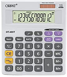 Orpat OT 400T Calculator