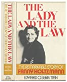 img - for The lady and the law: The remarkable life of Fanny Holtzmann book / textbook / text book