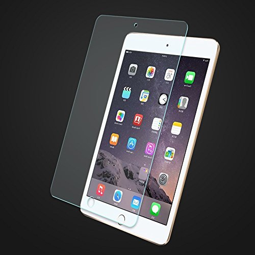 Read About ipad Mini 1/2/3 Tempered Glass,For ipad Health(TM)0.26mm 9H HD Clear Anti-Scratch Anti-Fi...