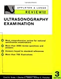 img - for Appleton & Lange Review for the Ultrasonography Examination (Appleton & Lange Review Book Series) book / textbook / text book