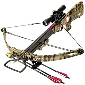PSE 150-Pound Copperhead TS Crossbow Package by PSE
