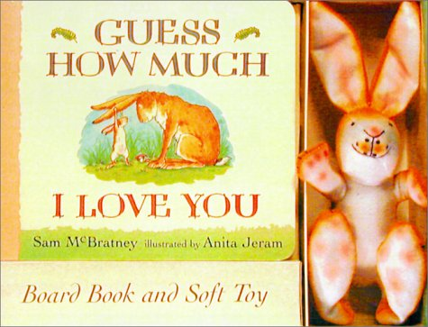 Guess How Much I Love You (Board Book and Soft Toy)