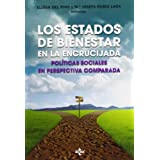 Los Estados de Bienestar en la encrucijada: Políticas sociales en perspectiva comparada (Derecho - Semilla Y Surco...