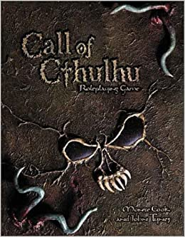 Call of Cthulhu (d20 Edition Horror Roleplaying, WotC): Monte Cook