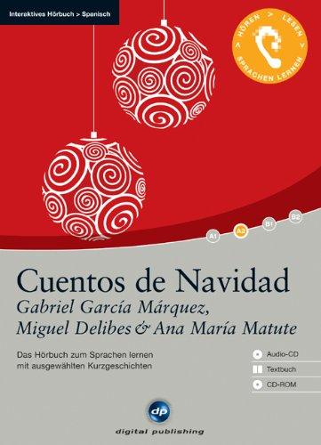 Cuentos de Navidad  Interaktives Hörbuch Spanisch: Das Hörbuch zum Spanisch lernen Picture