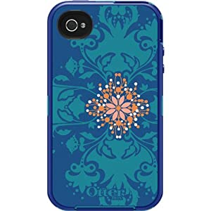 OtterBox Defender Series Case for iPhone 4/4S - Retail Packaging - Studio Collection - Sublime
