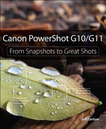Canon PowerShot G10 / G11: From Snapshots to Great Shots, ePub