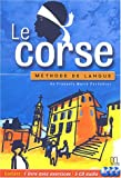 echange, troc François-Marie Perfettini - Le Corse : Méthode de langue (1 livre + 3 CD audio)