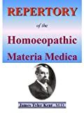 img - for REPERTORY of the Homoeopathic Materia Medica : Homeopathy book / textbook / text book