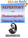 REPERTORY of the Homoeopathic Materia...