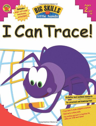 I Can Trace! (Big Skills for Little Hands®)