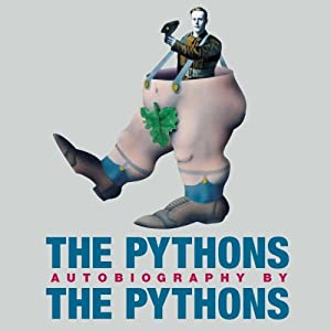 The Pythons Audiobook