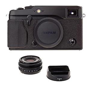 Fujifilm X-PRO1 Digital Camera Body - Bundle - with XF 18mm (27mm) F/2.0 Lens