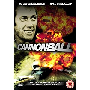 Cannonball [DVD] [1976]