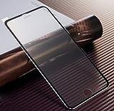 iPhone7 7plus 用 強化ガラスフィルム 全面フルカバー 液晶保護 3Dラウンドエッジ加工 耐衝撃 指紋防止加工 保護 フィルム (iPhone7plus, ブラック)