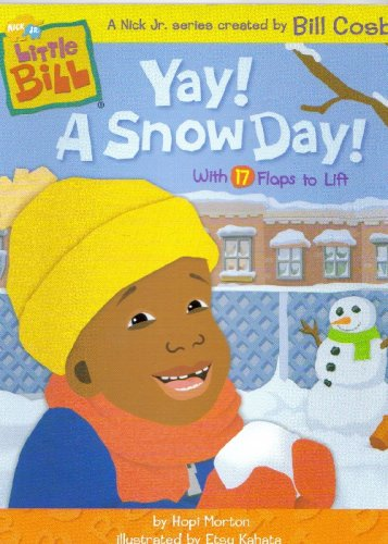 yay a snow day a nick jr series created by bill cosby