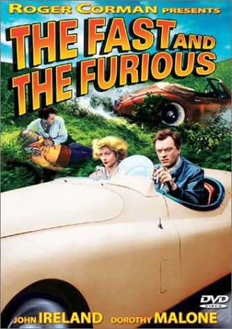 The Fast and the Furious Cover