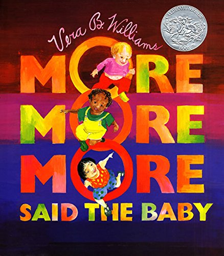 more-more-more-said-the-baby-board-book-caldecott-collection