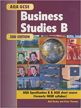 business studies aqa coursework gcse