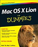 Mac OS X Lion For Dummies (For Dummies (Computer/Tech))
