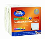 Silentnight Comfort Control Electric Blanket Heated Mattress Cover - Single