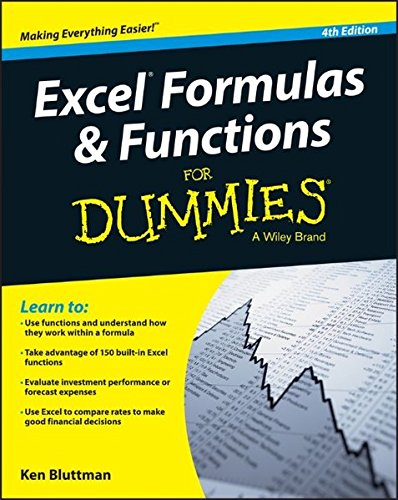 Excel 2007 All In One Desk Reference For Dummies